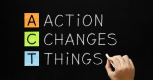 Action create changes